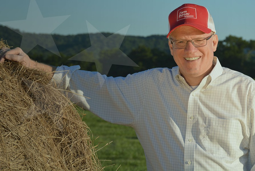 U.S. Rep. John Rose, Republican of Tennessee - PHOTO VIA JOHNROSE.COM