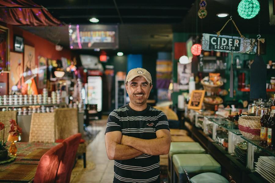 PHOTO VIA ACHILLES ART CAFE