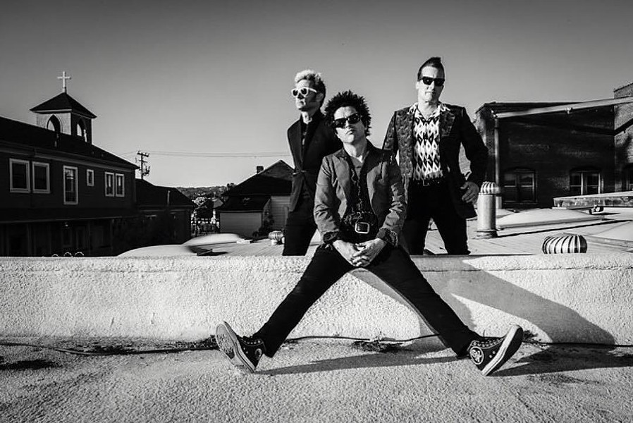PHOTO VIA GREEN DAY/FACEBOOK