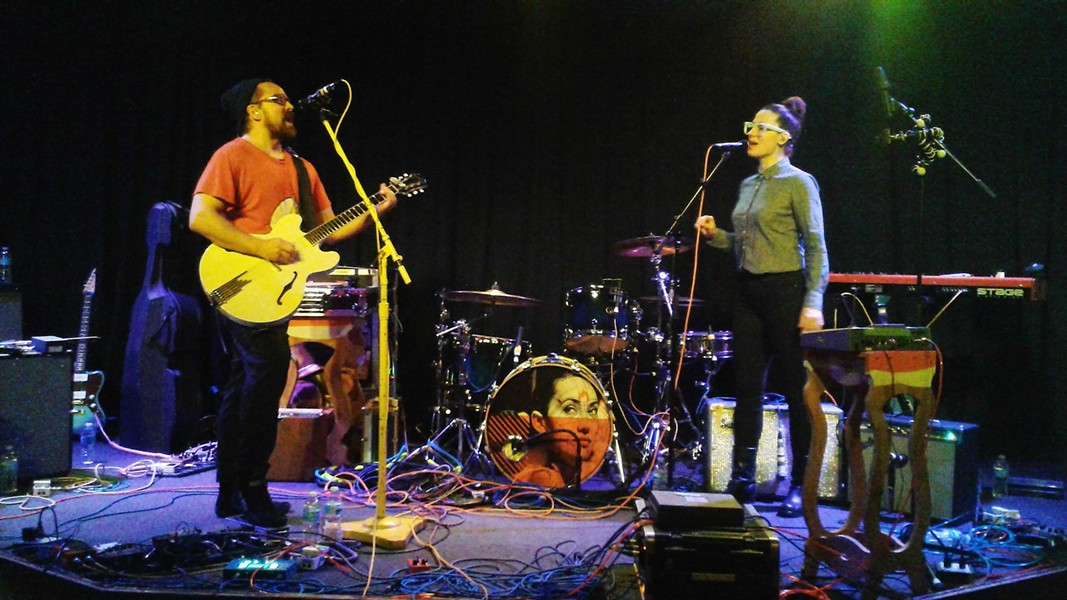 Wheatus at the Social