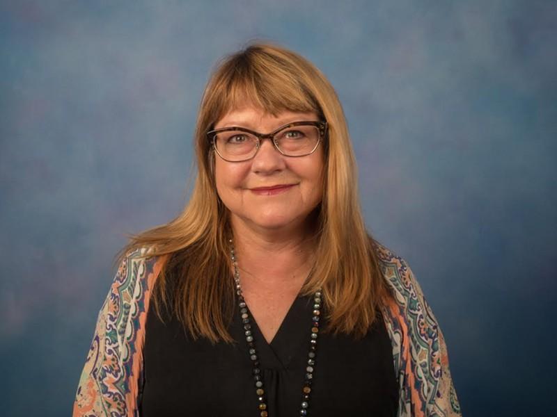 Orlando Poet Laureate Susan Lilley - PHOTO VIA ORLANDO CITY COUNCIL