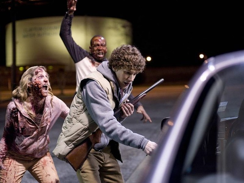 "IMAGE FROM 'ZOMBIELAND: DOUBLE TAP"" VIA"