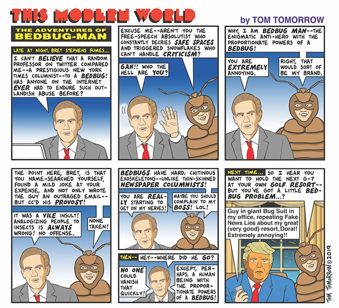 ARTWORK BY TOM TOMORROW