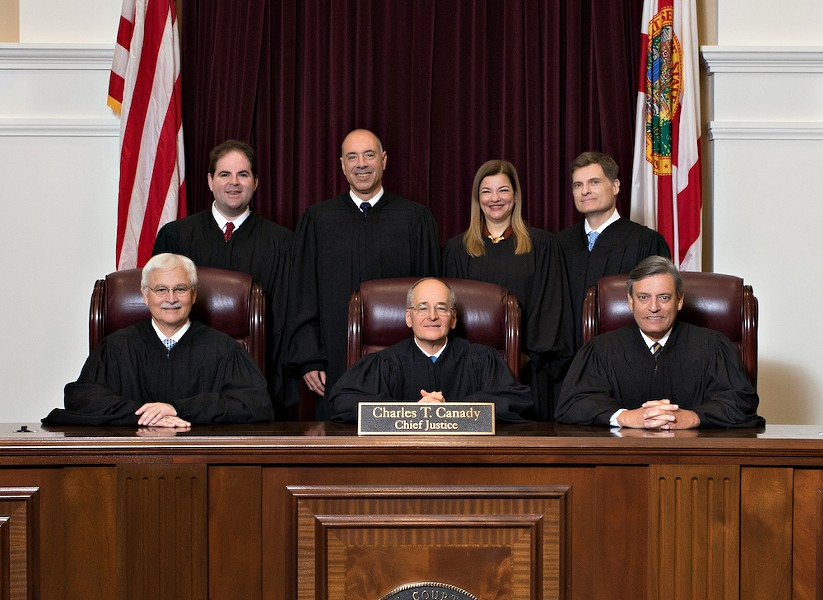 PHOTO VIA SUPREME COURT OF FLORIDA WEBSITE