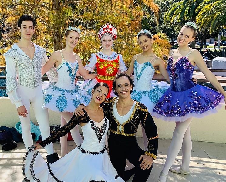 PHOTO COURTESY RUSSIAN BALLET ORLANDO