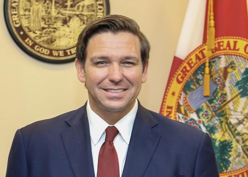 PHOTO VIA FLORIDA GOVERNOR'S OFFICE