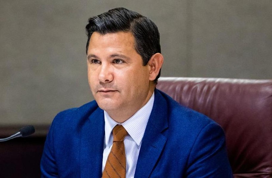 """Sen. Jason Pizzo, a Miami-Dade County Democrat, said political organizations that accepted PPP funds should promptly return them, citing """"legal and ethical concerns."""" - PHOTO VIA NEWS SERVICE OF FLORIDA"""