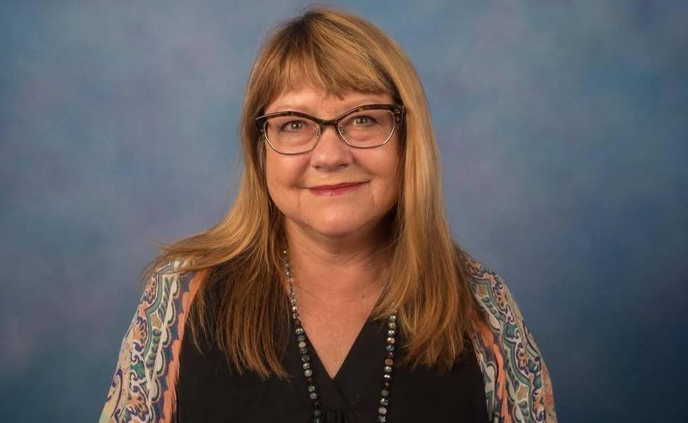 Orlando Poet Laureate, Susan Lilley - PHOTO COURTESY MAD COW/FACEBOOK