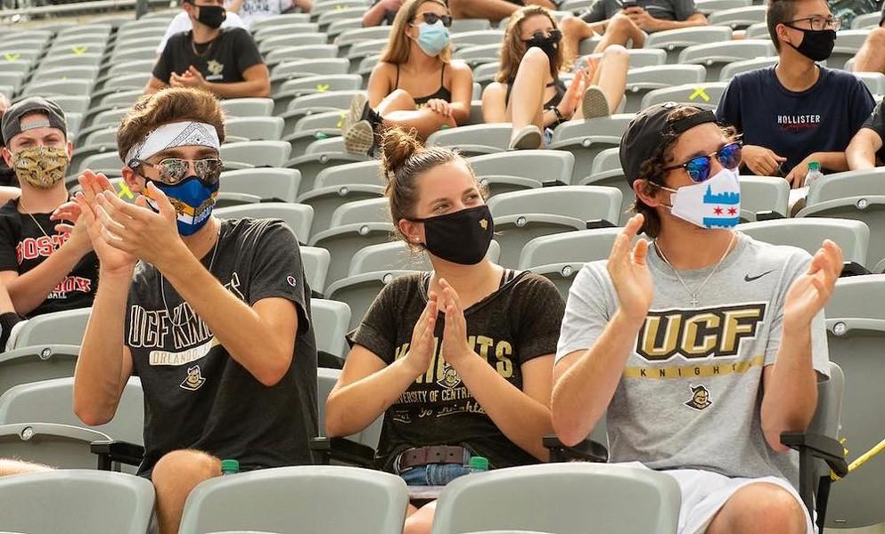 PHOTO COURTESY UCF/FACEBOOK