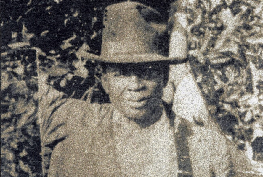 Ocoee resident July Perry was lynched during the Ocoee Massacre of 1920 - PHOTO COURTESY FLORIDA STATE ARCHIVES