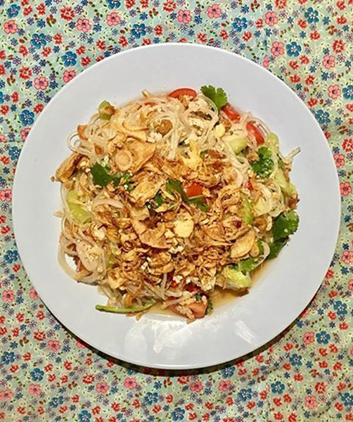 Glass Noodle Salad from Bangrak