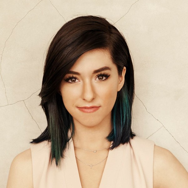 PHOTO VIA CHRISTINA GRIMMIE FACEBOOK
