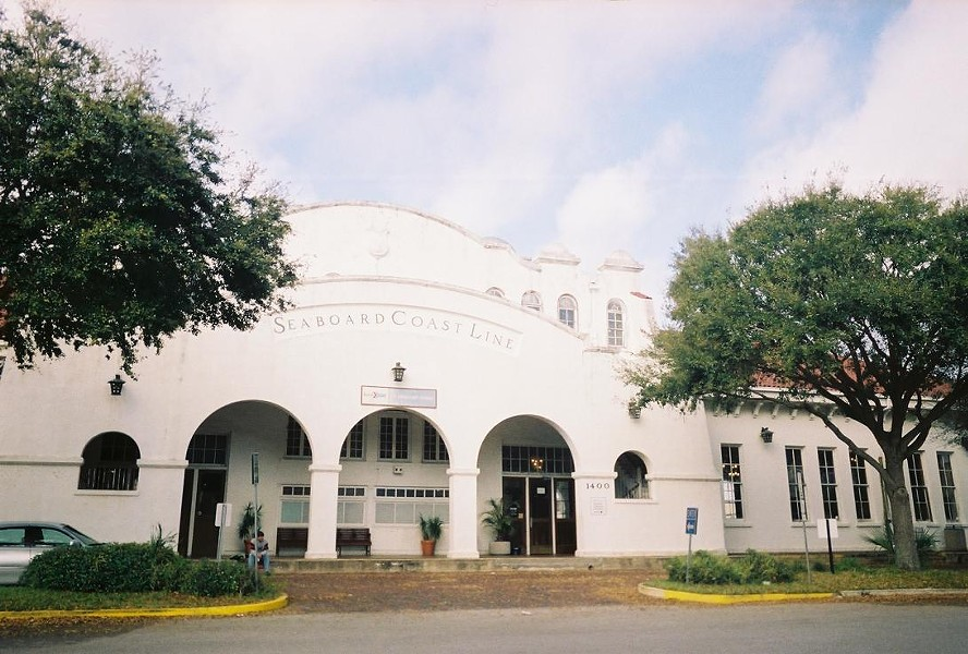 ORLANDO AMTRAK STATION, SLIGH BOULEVARD