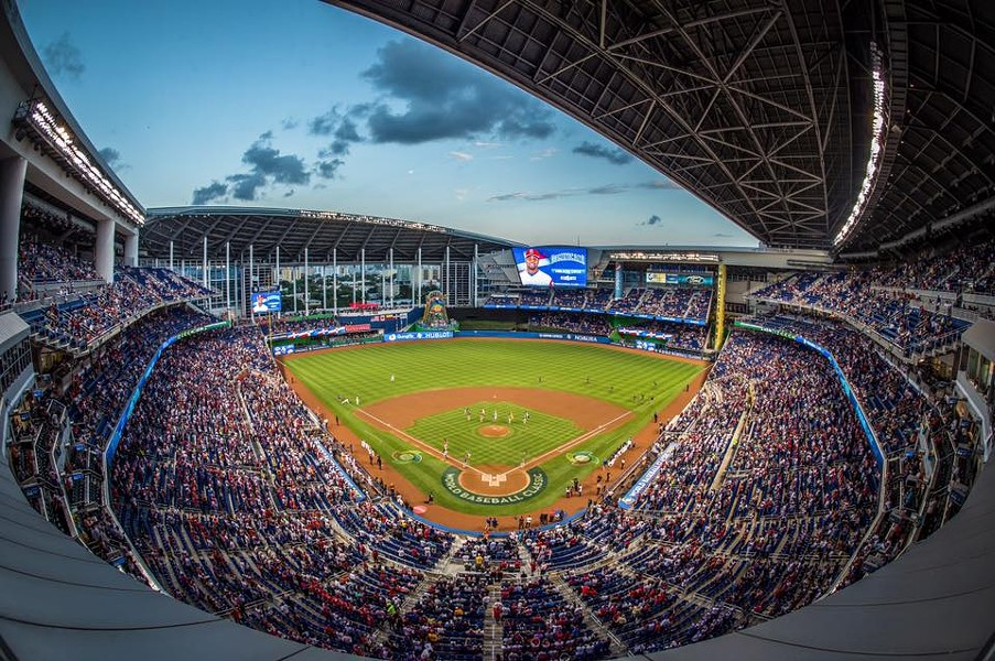 PHOTO VIA MARLINS PARK/FACEBOOK
