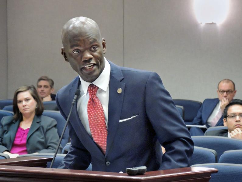 Miami Rep. Kionne McGhee - FLORIDA HOUSE OF REPRESENTATIVES