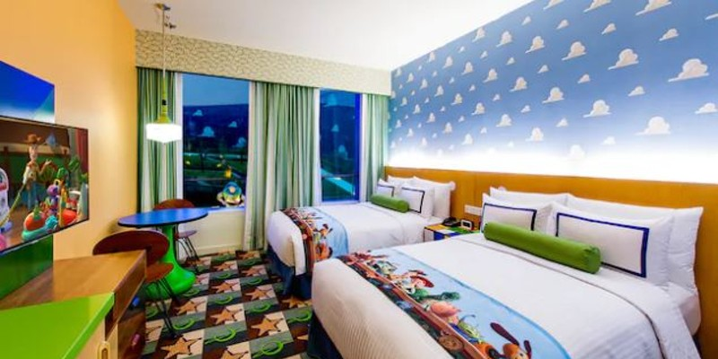 A Second Toy Story Themed Hotel Confirmed To Be In The Works