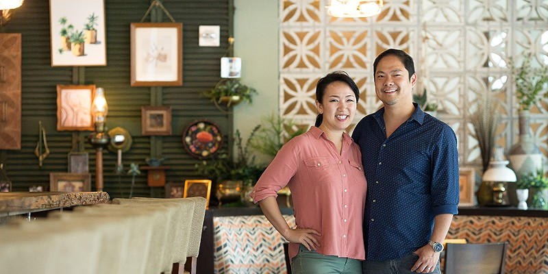 Sue and Jason Chin of Good Salt Group (The Osprey, Seito Sushi, Reyes Mezcaleria) will open a new restaurant in the Creative Village next year.