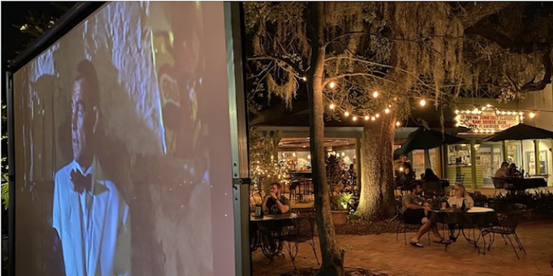 Enzian announces 'Fountain Features' outdoor film series starting this week