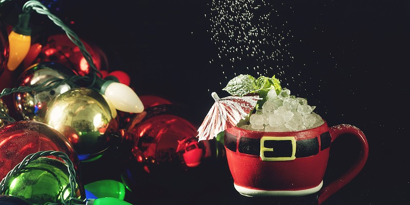 'Miracle on Orange' pop-up holiday cocktail bar returns to downtown Orlando's Courtesy Bar