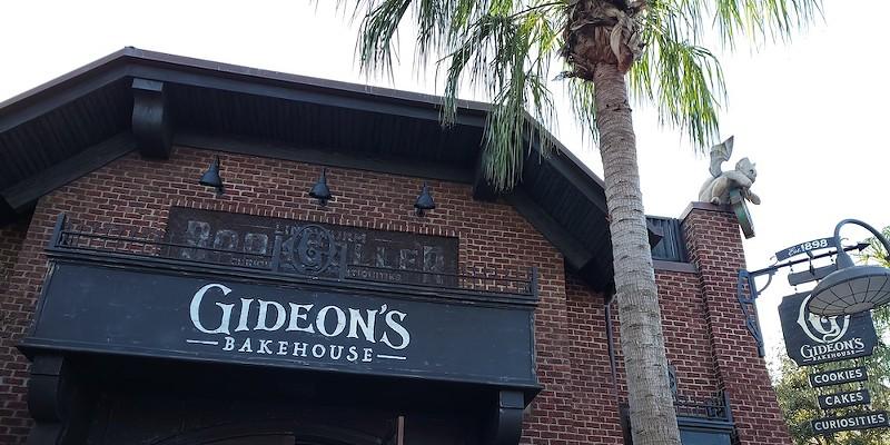 Gideon's Bakehouse celebrates its grand opening at Disney Springs