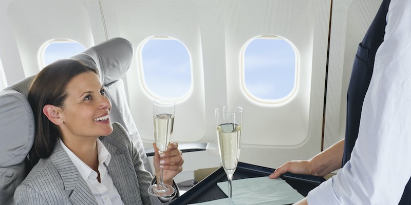 American Airlines has too much wine, and they want to deliver it to your house