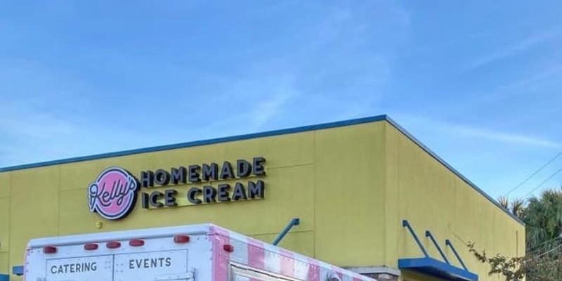 Kelly's Homemade Ice Cream, Oviedo location