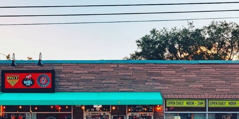Will's Pub, Lil Indie and Dirty Laundry, located on North Mills Road, jointly host the new Faire of the Dog market every second Saturday of the month.