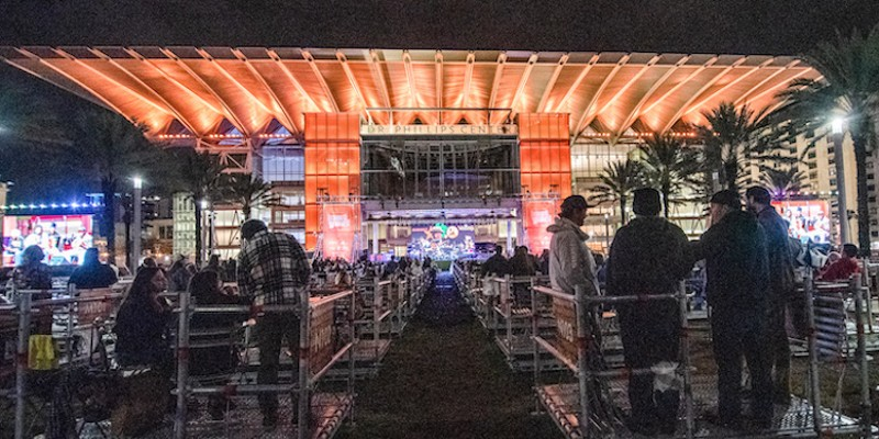 Orlando's Frontyard Festival will extend run through the end of 2021