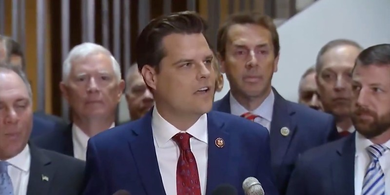 Feds focusing on Bahamas trip in sex trafficking probe into Florida Rep. Matt Gaetz, per report