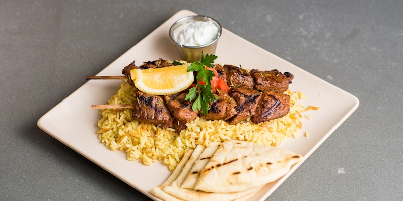 Great Greek Mediterranean Grill opens new location in downtown Orlando