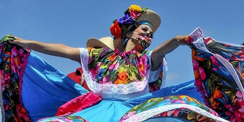 SeaWorld Orlando will be celebrating Cinco de Mayo at Seven Seas Food Festival