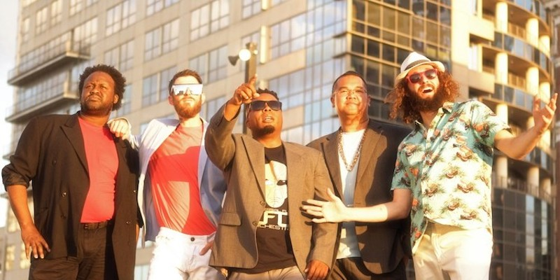 Orlando band Universal Funk Orchestra premiere 4/20-riffic music video 'Puff Puff Pass'