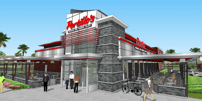 Portillo's announces Orlando grand opening date in June