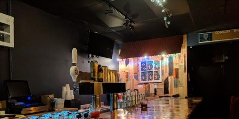 Mills 50 district to host parking lot party tonight behind Conrad's Shanty