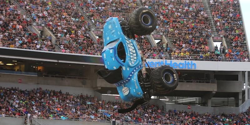 Monster Jam will roar back in to Orlando in 2022