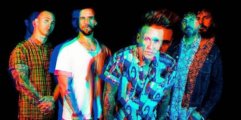 Ersthwhile Rebel Rock headliners Papa Roach