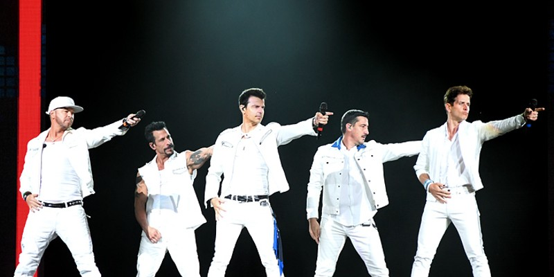 New Kids on the Block to play Amway Center in 2022