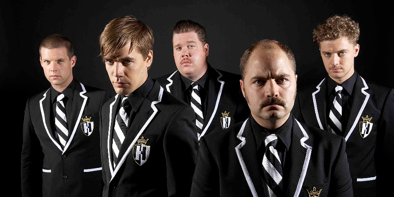 The Hives will play House of Blues in Orlando on Oct. 20.