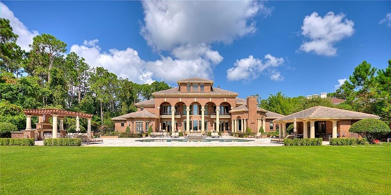 Former Miss Florida's Orlando mansion is now most-expensive home ever sold in Orange County