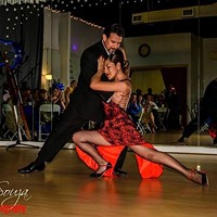 Argentine Tango Milonga - El Patio De La Morocha