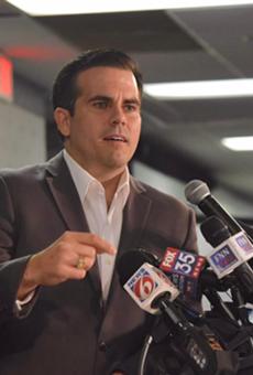 Puerto Rico governor urges Central Florida diaspora to turn outrage into votes