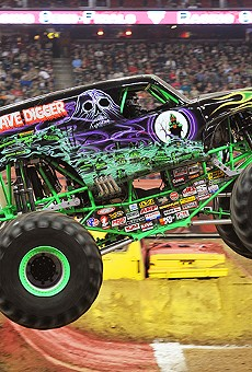 Monster Jam roars back into Camping World Stadium this weekend