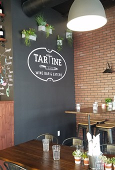 Tartine Wine Bar & Eaterie starts new breakfast-lunch menu today, dinner to come in February