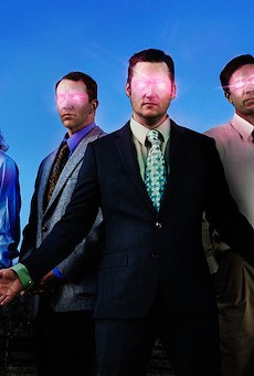 Indie rockers Modest Mouse announce Orlando show for April
