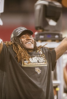 UCF's Shaquem Griffin invited to NFL Scouting Combine