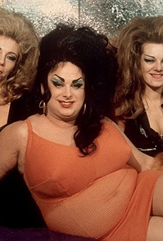 Uncomfortable Brunch screens John Waters' standout trash feature 'Female Trouble'