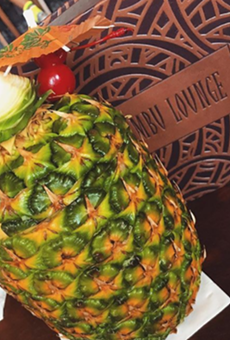 Disney's Polynesian Resort is now offering a boozy morning drink menu