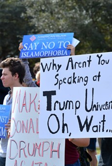 Florida lawmakers look to ban university 'free-speech' zones