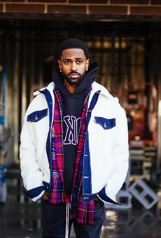 Oh god, Big Sean is coming to Orlando in April