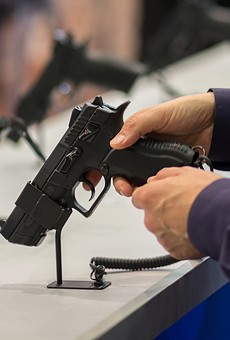Florida Senate ready to take up bill allowing guns in churches
